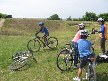 自転車の 自転車 乗り方 練習 大人 : ... 乗り方のレクチャーがセットに