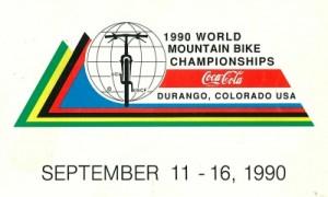 UCI(国際自転車競技連合)による第1回の世界選手権大会がアメリカのコロラドで開催された。