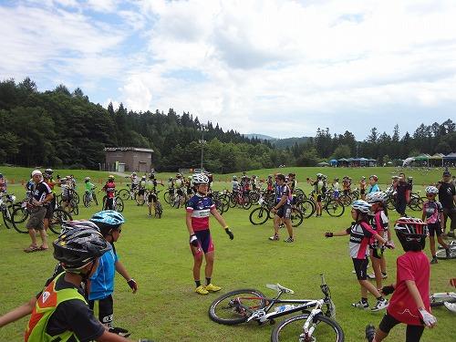 土曜に開催されたトレーニングキャンプ。参加者全員が集まりました