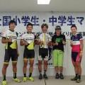 トレーニング・キャンプ講師の面々。左から松尾 純 小野寺 健 松本 駿 丸山 八智代 小林 可奈子。全日本代表などそうそうたる実績を持つ講師が指導してくれました