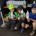 イオンバイク Jr. アカデミーチームの子供達