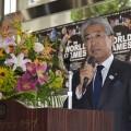 日本オリンピック委員会竹田会長